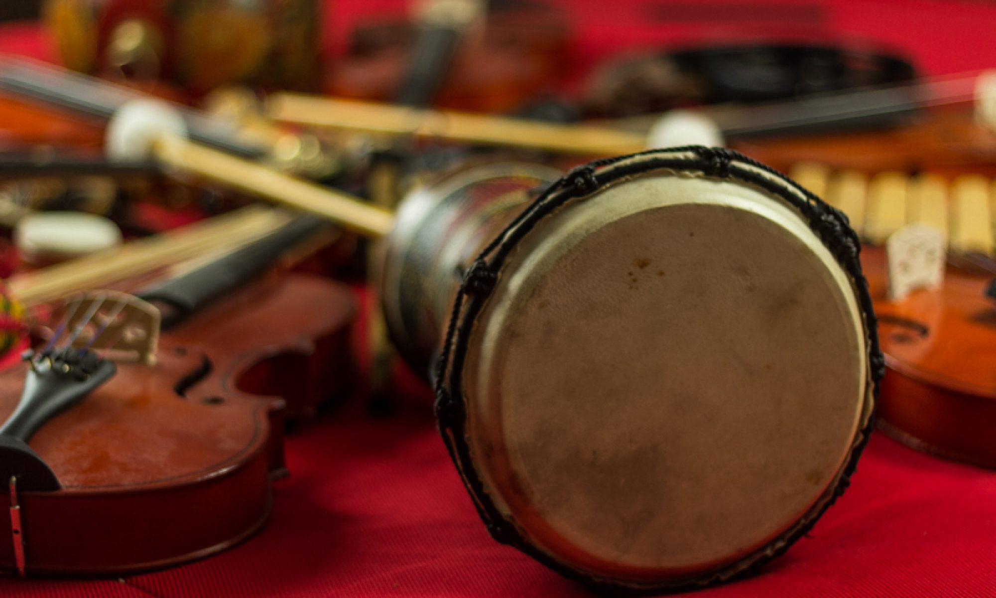 Studio di Musicoterapia